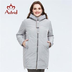 Astrid Bahar Yeni Varış Kadın Ceket Giyim Yüksek Kalite Artı Boyutu AM-8608 201026