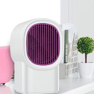 400W homehold ricaricabile Mini 2 File regolabile piccola stufa Home Office foglie riscaldatore caldo super fan tranquilla e calda Fan
