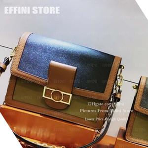 Favorito Dauphine Ombro Bag Metis Pochette Womens Luxurys Designers Sacos 2021 bolsas bolsas senhoras couro genuíno Crossbody Bag M44391