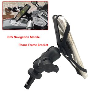 Navigation Phone Holder For HONDA CBR600RR CBR 600 RR 2007- Motorcycle Accessories GPS Frame Bracket Support Stand Mount