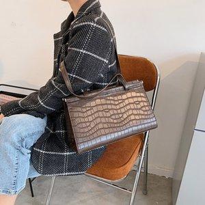 2021 fashion new single shoulder stone bag for women