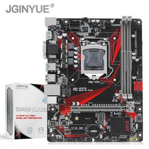 H81 Motherboard LGA 1150 für I3 4th Xeon E3 V3 1150 Prozessor DDR3 Desktop-Speicher M.2 NVME USB3.0 JGINYUE H81M-VH Plus