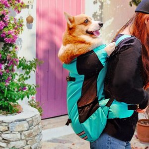 Portable Pet Dog Carrier Outdoor Pet Puppy Shoulder Bag Handbag Travel Carrying Backpack For Small Dogs Cats Chihuahu sqcKWn