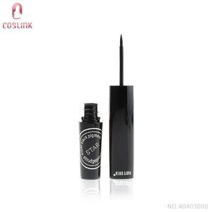 Star Smudge proof Liquid Eyeliner Waterproof Super Black Easy Removal Eye Liner Professional Eyes Makeup Party Queen