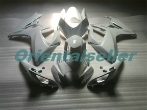Body For SUZUKI GSX R600 GSX-R750 GSXR-600 GSXR600 06-07 GSX R750 GSXR 600 750 K6 GSXR750 2006 2007 Fairing kit New Factory white AD80