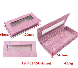 Shinning Colors Box Wholesale Square False Eyelash Packaging Box Fake 3d Mink Eyelashes Boxes Faux Cils Magnetic Case sqcwrg homes2007