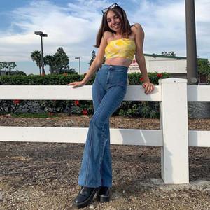 Женские повседневные джинсы сексуальные женщины джинсовые сплошные цветные брюки женские элегантные джинсы повседневные брюки Bell нижних