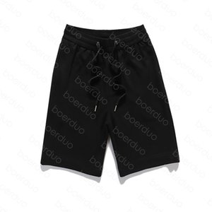 20SS Mens Stylist Shorts High Street Drawstring Pant Elastic Waist Outdoor Fitness Sport Short Pants Casual Breathable Shorts VZ22