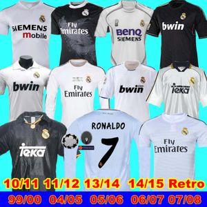 1998 99 00 Реал Мадрид Ретро 11 12 10 13 14 15 98 99 Реал ретро футбол Джерси Real RONALDO ZIDANE Бекхэм 06 07 РАУЛЬ Робиньо 2002