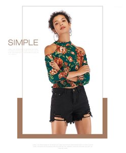 Chiffon Desnger Tshirts Crew Neck Long Sleeve Summer Sexy 2020ss Female Clothing Fashion Style Casual Apparel Womens