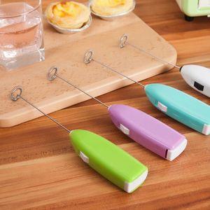 G2 jugo de mano huevo batidor eléctrico Mini Crema Hornear vaporizador Home Gadgets de cocina de metal Leche Varilla agitadora 2zx