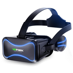 Auricolare Versione Virtual Reality View Full 3D Glasses Ar