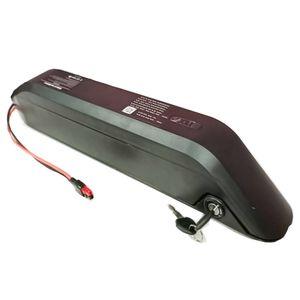 Side Release ebike Down Tube Batteriesatz 48V 15Ah 17.5Ah 14Ah 12Ah für Bafang bbs02b bbshd 500W 750W 1000W Motor-Set