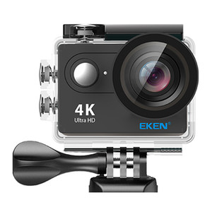 Action Camera Original EKEN H9R with Remote Control 4K Ultra HD WiFi HDMI 1080P 2-inch LCD 170 Wide Angle Lens Sports Waterproof