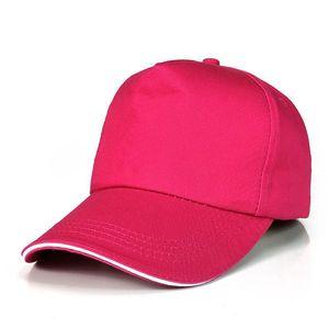 Cotton Visors Advertising Cap Custom Logo Work Hat Women's Summer Baseball Caps Casual Visor Men's Sports Baseball Cap Sun Hat H jllDsM