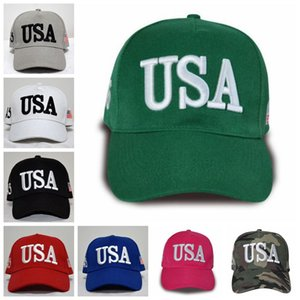 Trump Baseball Cap Donald Trump Snapbacks Outdoor Sports Casual Ball Hats Keep America Great Again Presidential Election Party Hat OWD1246