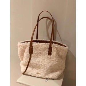 Women Luxurys Designers Bags 2021 Soft Leather Bag Large Capacity Lash Tote Bags Shoulder Fashion Handbag For Makeup Bag Xlclg