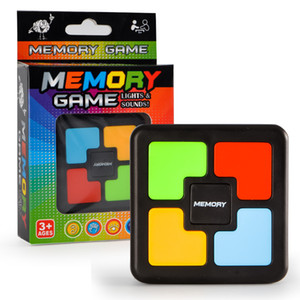 Children's Educational Game Machine Educational Toys Game Flash Memory Training One-hand Console Puzzle Brain Game wholesale