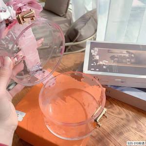 Die neuen 2020 ms transparent handtasche frau handtasche jelly beach box kupplung geldbörsen damen handtaschen abendkupplungen