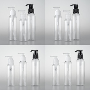 المسمار مضخة زجاجة ضوء ومفيد مريحة تحمل شفافة لونين اختياري جولة زجاجة الكتف شحن مجاني 0 97PY A29