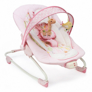 Baby baby cradle rocking chair electric vibrating chair for children to appease the children's swing bouncer 4ebK#