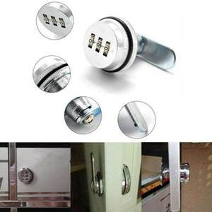 3 Digital Code Combination Lock Box Mail Post New Alloy Zinc Locker Cabinet Lock Picking Tools Set Tip Opener