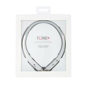 HBS 913 HBS913 V4.1 senza fili Bluetooth Stereo Headset cuffia auricolare Neckband MIC per il cellulare pad computer 40PCS / LOT IN Retail per