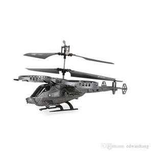 YD 713A Avatar RC Hubschrauber-Modell Spielzeug, 3.5 Kanäle Infrarot-Sensing, bunte Lichter, Film-Thema, Weihnachten Kid Geburtstagsgeschenk, Sammeln,