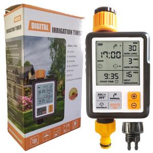 Minuterie Timer étanche Garden Irrigation Controller Système d'arrosage de jardin automatique Minuterie 201209
