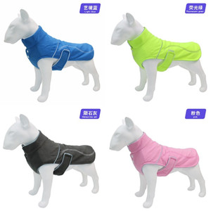 Pet Dog Clothes Fashion Jackets Winter Warm Fleece Dog Coat Cute Trendy Sweatshirt Outerwears DHL Free Shipping 98 p2
