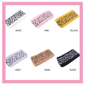 New style mink velvet headband, leopard print wool headband winter warm headband