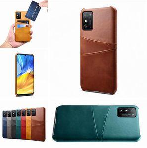 With Card Slot Case For Huawei P40 PRO P30 P20 LITE Nova 7 PRO 7SE 6 6SE Honor 30 30S 20 20I V30 Mate 30 Retro Wallet Premium Leather Cover