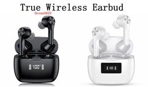 TWS Bluetooth Earphone True Wireless Sport Earbuds Bass In-Ear Headphones Waterproof Gaming Headset For Smart Phones