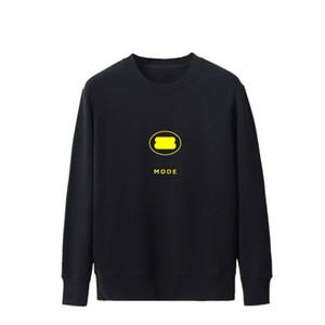 Retro Stylist Mens Sweatshirts Letter Printed Sweatshirt 2021 Men Women Couple Outdoor Street Fashion Hip Hop Hoodie