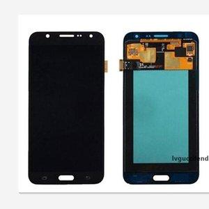 Для Samsung Galaxy J7 2016 J710 Нового OLED LCD сенсорного экрана Digitizer экрана высокого качества Замены