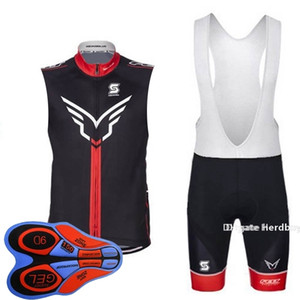 2021 Nuovo Felt Uniforme della squadra Uomini traspirante ciclismo senza maniche Jersey Set Top Quality Mtb Bike Abbigliamento strada della bicicletta sportivo Y092705