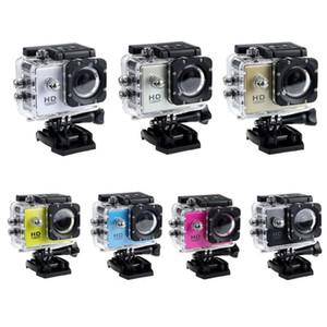 "10pcs SJ4000 480p 30FPS Action Camera Full HD Allwinner 4K WIFI 2.0"" Screen Mini Helmet 30m Waterproof Sports DV Camera XU-SJ4"