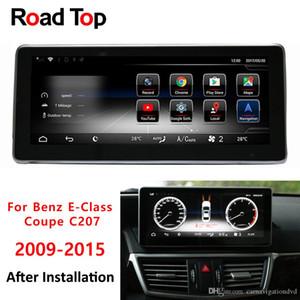 Cpu 2 32g Autoradio GPS-Navigation Bluetooth Head Unit-Schirm für Mercedes Benz E -Klasse Coupe 2009 -2016 E200 E250 E300 E350 E400 E500
