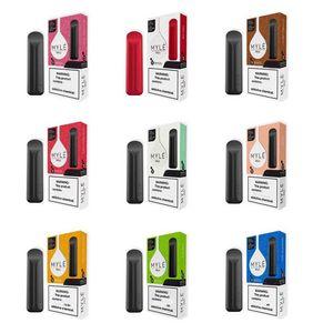 Newest Myle Mini Disposable Pod Kit 1.2ml Prefilled 320 Puff 280mAh Vape Pen Stick Plus System Device Vs VGOD Stig