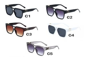10 unids Nueva moda Gafas de sol Mujeres Seguridad Gafas Ciclismo Deporte Dazzling Legasas Hombres Revestimiento reflectante Sun Glass Envío gratis