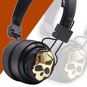 Skull Wireless Headphones Bluetooth Headset X7 Headphone Adjustable Earphones With Microphone Support TF card