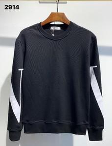 Europe women and mens designer sweaters retro classic luxury sweatshirt men Arm letter embroidery Round neck comfortable high-quality M-XXXM