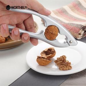 Creativa Sheller nogal Accesorios Handle bdesports aluminio Tuerca espesado abridor de galleta con cocina de la aleación bbyjzC