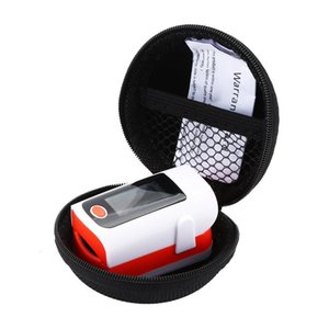 1 5 10pcs Oximeter Storage Bag Waterproof High Quality Fingertip Pulse Oximeterstorage Box Universal Protection Case