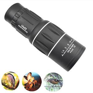 High Power HD Monocular Telescope Sniper Binoculars Tourism Spyglass LLL Night Vision For Camping Hunting Child Gift LJ201112