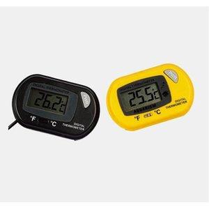 2017 neue LCD Digital Aquarium Aquarium Thermometer Temperatur Wasser Terrarium Schwarz Aquarien Aquarien Qylzje Packing2010