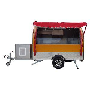 Food Truck Concession Food Trailer Food Cart