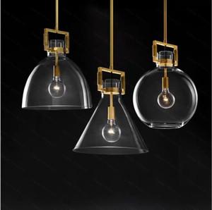 American Rh Lamp Edison E27 LED Colgante Luces Lustre LED LUBINARIAS LUZTING PLACA DE LUZ DE METAL DE METAL LED LED Lamparas