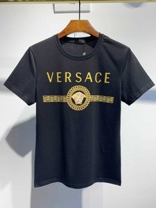 2020'li Erkekler Designer Pony Timsah İşlemeli Giyim Erkek Kumaş Letter P tişört Yaka Casual tişört Üst