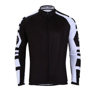 Bike outdoor cycling clothesmens long-sleeved shirt autumn thin cycling clothing shirts sunscreen windproof moisture wicking